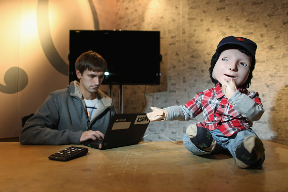 """Autism「The Science Museum Unveils Their Latest Exhibition """"Robotville"""" Displaying The Most Cutting Edge In European Design」:写真・画像(7)[壁紙.com]"""
