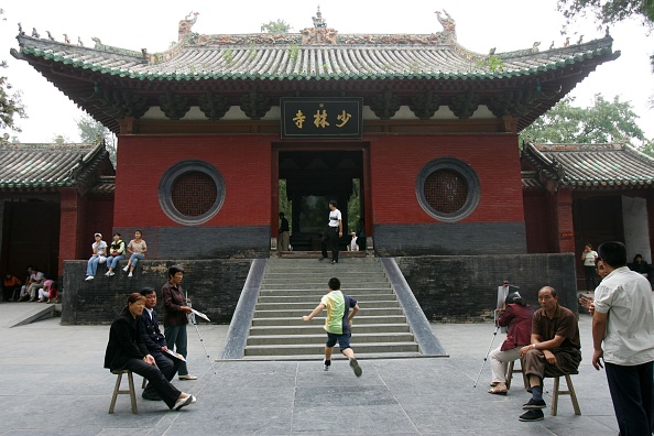 Rest Area「Shaolin Temple」:写真・画像(15)[壁紙.com]