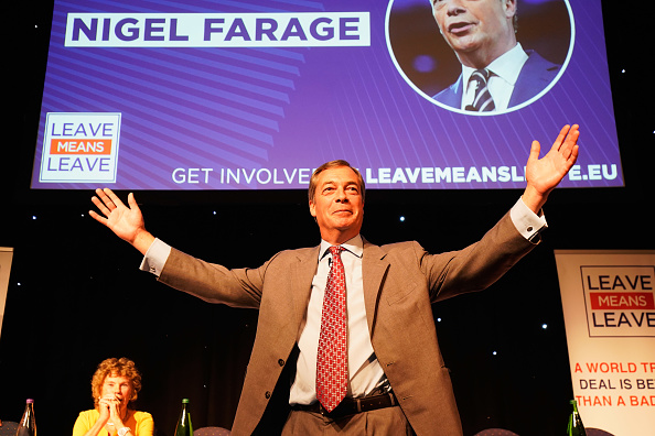 MEP「The First Leave Means Leave Rally Is Held In Bolton」:写真・画像(16)[壁紙.com]