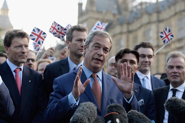 Vote Leave Campaign「Political Leaders Respond To The UK's EU Referendum Result」:写真・画像(13)[壁紙.com]