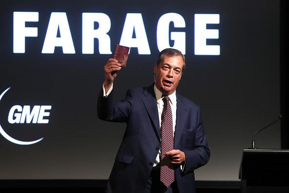 Auckland「Nigel Farage Speaking Tour - Auckland」:写真・画像(18)[壁紙.com]