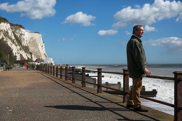 Footpath「Nigel Farage Campaigning In Dover」:写真・画像(11)[壁紙.com]