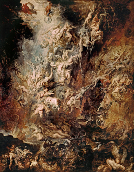 Painted Image「The Fall Of The Damned」:写真・画像(15)[壁紙.com]
