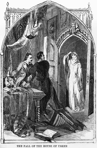 絵「'The fall of the house of Usher'」:写真・画像(16)[壁紙.com]