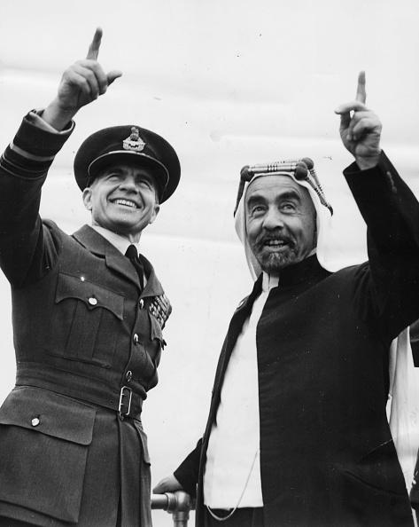 Basil「Sir Basil Embry And King Abdullah Of Jordan」:写真・画像(5)[壁紙.com]