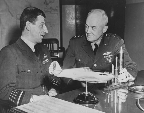 Strategy「Sir Charles Portal And Henry H Arnold」:写真・画像(16)[壁紙.com]