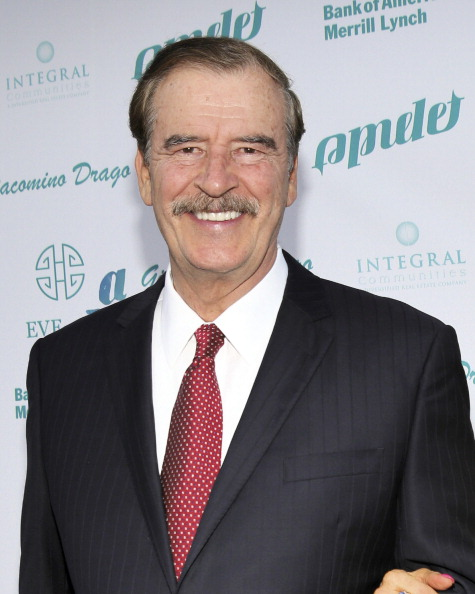 President of Mexico「LA UNCOVERED An Evening Benefiting A Better LA」:写真・画像(9)[壁紙.com]