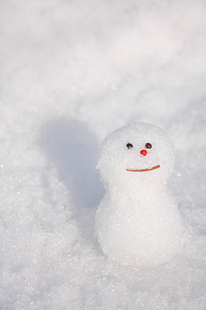 Small Snowman:スマホ壁紙(壁紙.com)