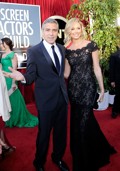 Mermaid Dress「18th Annual Screen Actors Guild Awards - Red Carpet」:写真・画像(10)[壁紙.com]