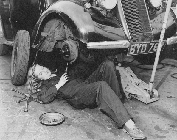 Mechanic「Mechanic At Work」:写真・画像(4)[壁紙.com]