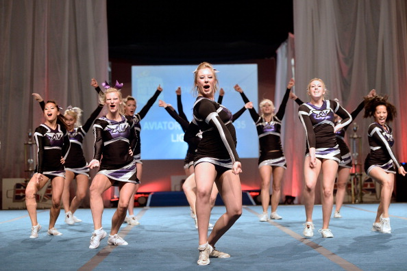 Competition「Squads From Across Europe Compete In The BCA Cheerleading and Dance Competition」:写真・画像(11)[壁紙.com]