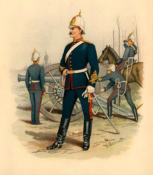 Giles「Victorian Artillery」:写真・画像(6)[壁紙.com]