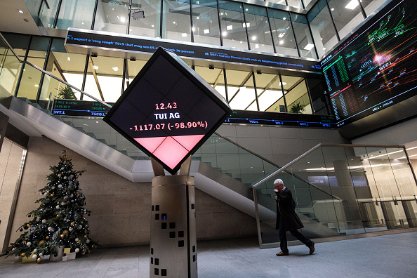 Holiday - Event「London Stock Exchange Reopens After Christmas Holiday」:写真・画像(6)[壁紙.com]