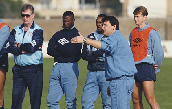 Sport「England manager Graham Taylor 1991」:写真・画像(3)[壁紙.com]