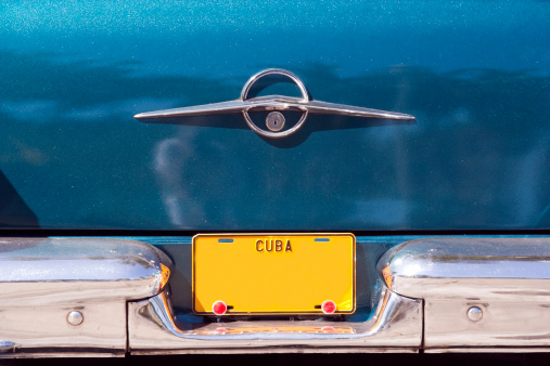 Chrome「Cuban Licence Plate」:スマホ壁紙(15)