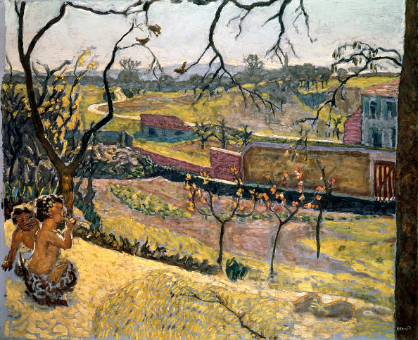 Art Nouveau「Early Spring」:写真・画像(17)[壁紙.com]