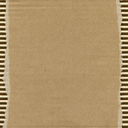 Beige「Blank corrugated cardboard texture」:スマホ壁紙(15)