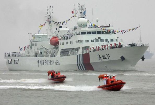 練習「2005 East China Sea United Search and Rescue Drill」:写真・画像(6)[壁紙.com]