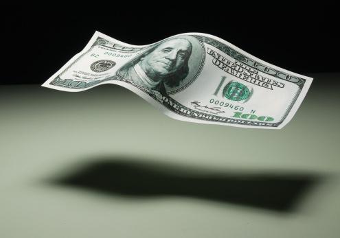 Spending Money「US $100 bill」:スマホ壁紙(19)
