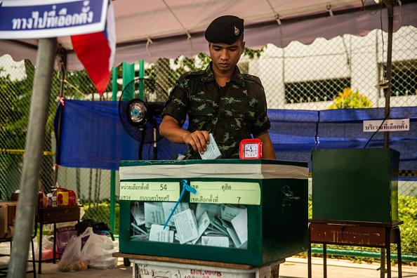 トピックス「Thailand's First General Election Since Coup」:写真・画像(11)[壁紙.com]