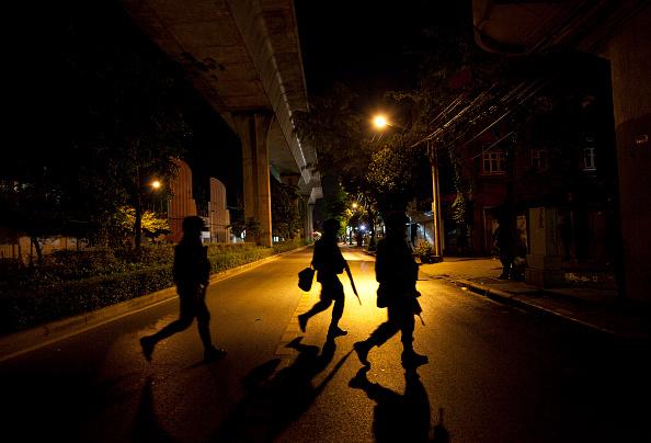 バンコク「Thai Government Steps Up Pressure On Redshirts After Talks Break Down」:写真・画像(2)[壁紙.com]