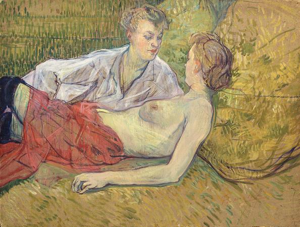 19th Century「Les Deux Amies」:写真・画像(18)[壁紙.com]