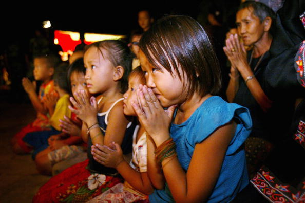 10-11 Years「Hmong Refugees Prepare For New Life In The U.S.」:写真・画像(2)[壁紙.com]