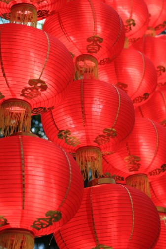 Chinese Lantern「Red lantern」:スマホ壁紙(16)