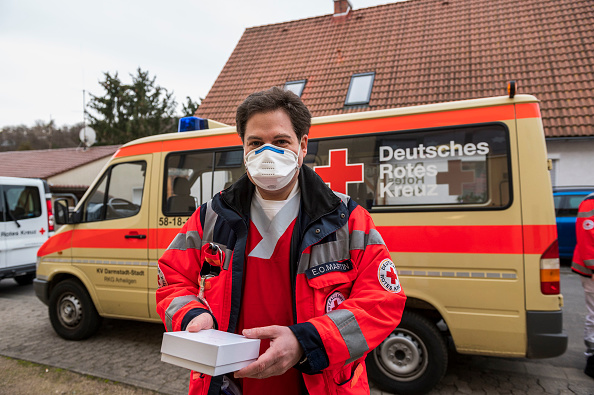 Thomas Lohnes「Germany Launches Covid-19 Vaccinations Nationwide」:写真・画像(18)[壁紙.com]