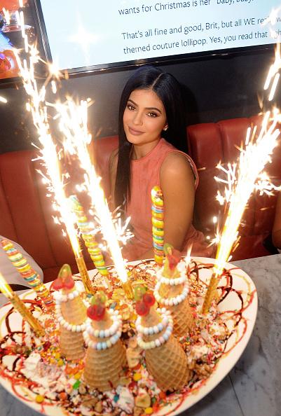 Sugar - Food「Kylie Jenner Hosts Grand Opening Of Sugar Factory American Brasserie Orlando At I-Drive 360」:写真・画像(6)[壁紙.com]