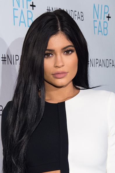 カイリー・ジェンナー「Kylie Jenner Announced As Brand Ambassador For Nip + Fab - Red Carpet」:写真・画像(8)[壁紙.com]