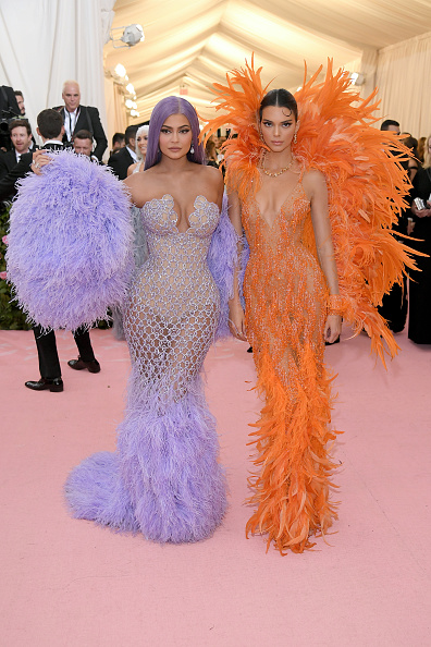 Nude Colored「The 2019 Met Gala Celebrating Camp: Notes on Fashion - Arrivals」:写真・画像(13)[壁紙.com]