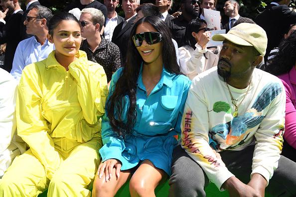 春夏コレクション「Louis Vuitton: Front Row - Paris Fashion Week - Menswear Spring/Summer 2019」:写真・画像(19)[壁紙.com]