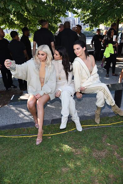 ニューヨークファッションウィーク「Kanye West Yeezy Season 4 - Front Row/Arrivals」:写真・画像(17)[壁紙.com]