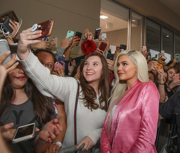 Launch Event「Kylie Jenner Launches Kylie Cosmetics At Ulta Beauty; Houston, TX」:写真・画像(19)[壁紙.com]