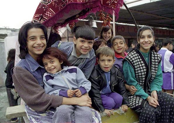 Tim Graham「Roma Family Bulgaria」:写真・画像(14)[壁紙.com]
