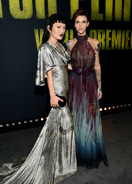 カリフォルニア州ハリウッド「Premiere Of Universal Pictures' 'Pitch Perfect 3' - Red Carpet」:写真・画像(10)[壁紙.com]