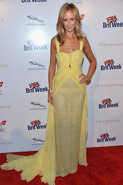 "Yellow Dress「BritWeek 2012's ""Evening With Piers Morgan"" - Arrivals」:写真・画像(11)[壁紙.com]"
