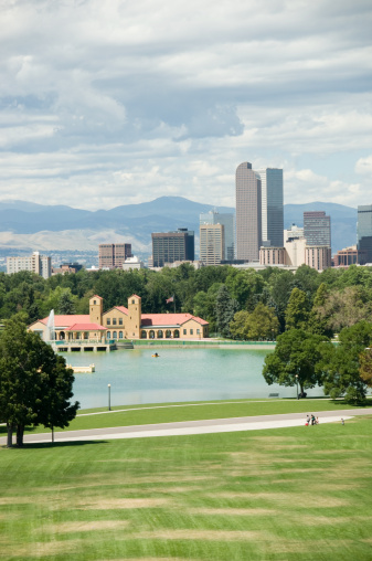 Colorado「park in Denver city」:スマホ壁紙(17)