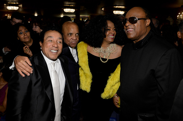 "Smokey Robinson「""Motown: The Musical"" Opening Night」:写真・画像(13)[壁紙.com]"
