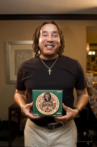"Chain - Object「BET ""Walk Of Fame"" Honors Smokey Robinson - Press Junket」:写真・画像(18)[壁紙.com]"