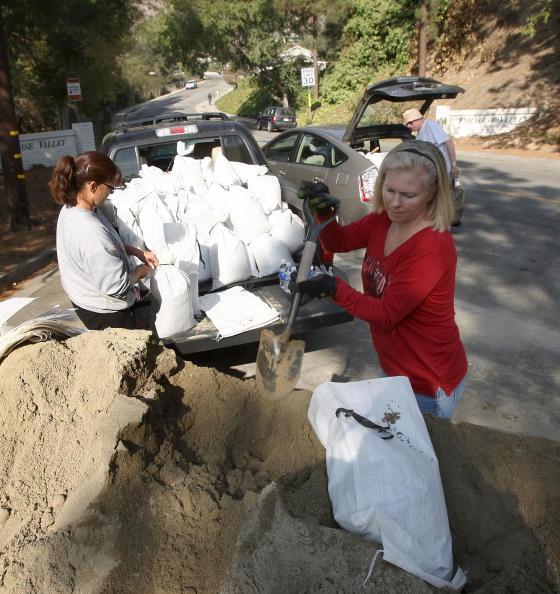Civilian「Station Fire Leaves Conditions Ripe For Major Mudslides During Rainy Season」:写真・画像(14)[壁紙.com]