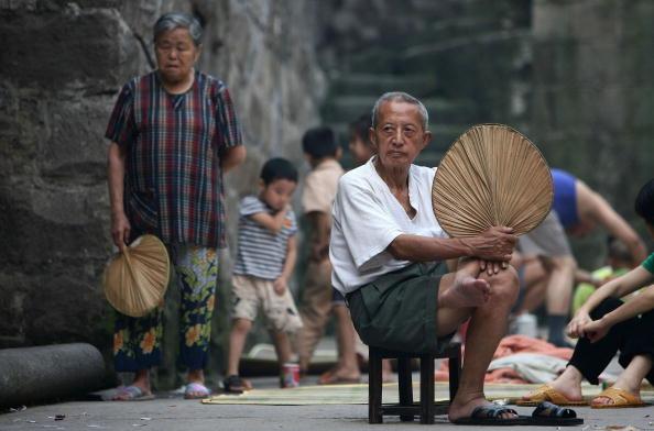 Cool Attitude「China Heat Wave Continues」:写真・画像(10)[壁紙.com]