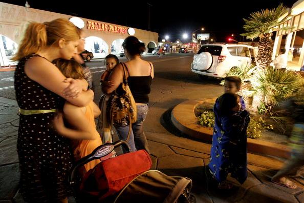 Baja California Peninsula「7.2 Earthquake Hits Baja Area Of California and Mexico」:写真・画像(19)[壁紙.com]
