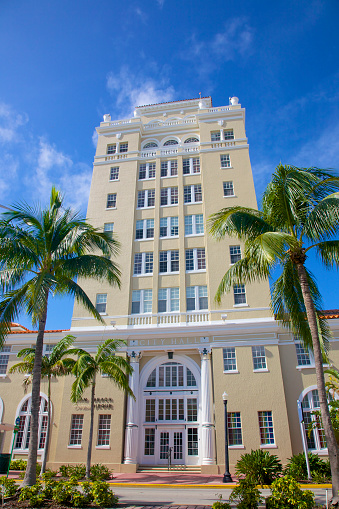 Miami Beach「Old City Hall, Miami Beach, Florida」:スマホ壁紙(15)