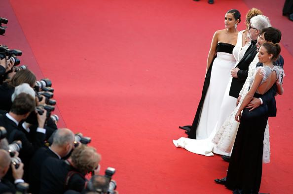 "Tristan Fewings「""Julieta"" - Red Carpet Arrivals - The 69th Annual Cannes Film Festival」:写真・画像(19)[壁紙.com]"