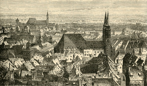Travel Destinations「Nuremberg From The Walls」:写真・画像(15)[壁紙.com]
