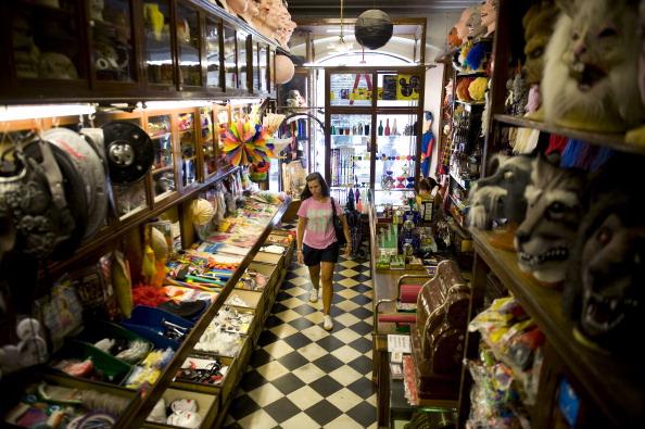 Human Interest「Barcelona Shop Specialises In The Production Of Catalan Festival Masks」:写真・画像(15)[壁紙.com]