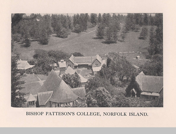 Plum「Bishop Patteson's College, Norfolk Island, 1912」:写真・画像(9)[壁紙.com]