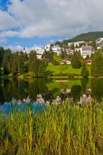 Arosa「Untersee Lake, Arosa, Switzerland」:スマホ壁紙(19)